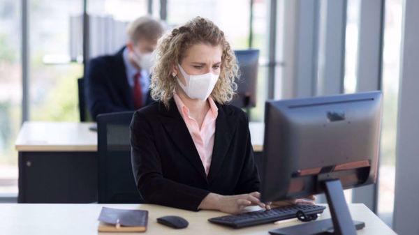 Imagen de Buenas prácticas preventivas en el puesto de trabajo para  evitar contagio por COVID-19